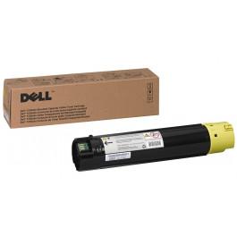 Image of   Dell D607R / 593-10928 gul toner - Original