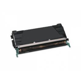 lexmark Lexmark c5242kh sort xl toner - kompatibel fra billigtoner aps