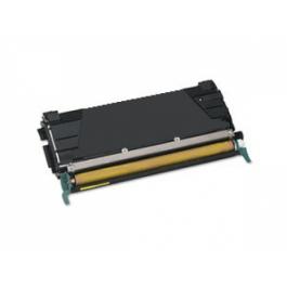 lexmark – Lexmark c5242yh gul xl toner - kompatibel fra billigtoner aps